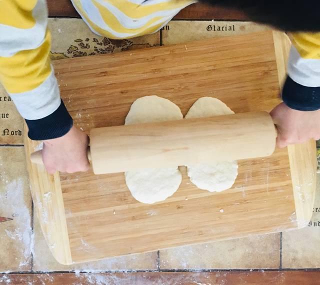 小麦粉 粘土 作り方