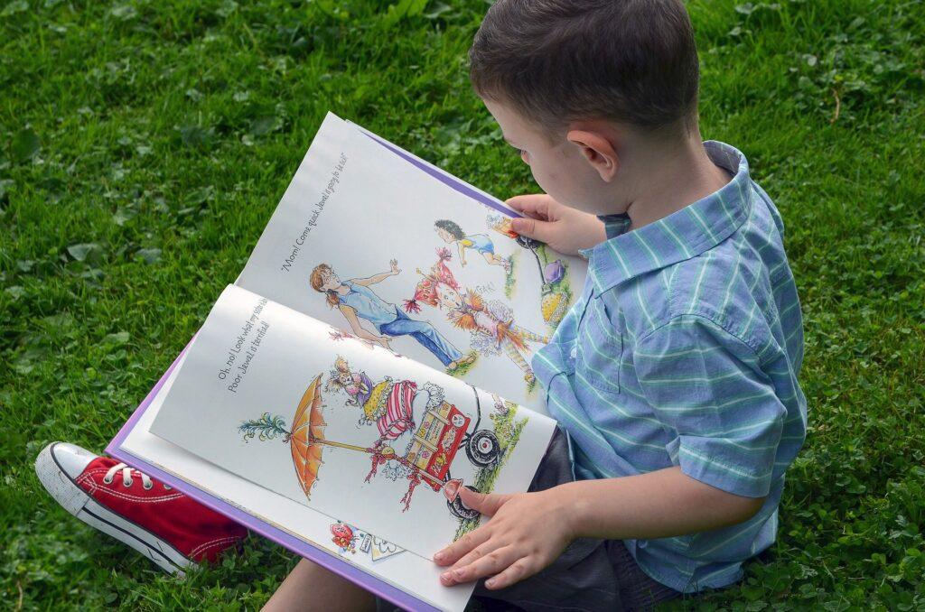 子どもの読書