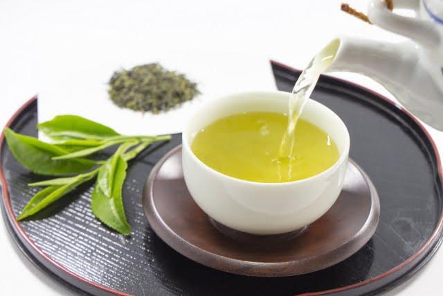 二十四節気穀雨日本茶