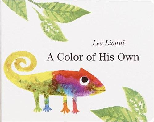 Amazon.co.jp: A Color of His Own: Leo Lionni: 洋書 (14922)