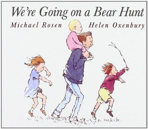 Amazon.co.jp: We're Going on a Bear Hunt (Classic Board Books): Michael Rosen, Helen Oxenbury: 洋書 (19180)