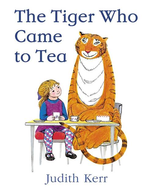 Amazon.co.jp: The Tiger Who Came to Tea: Judith Kerr: 洋書 (19192)