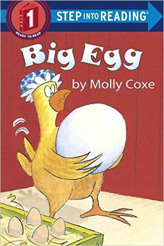Amazon.co.jp: Big Egg (Step into Reading): Molly Coxe: 洋書 (41344)