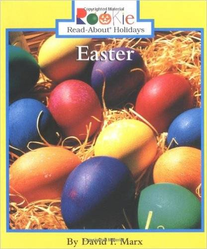 Amazon.co.jp: Easter (Rookie Read-About Holidays): David F. Marx: 洋書 (41350)