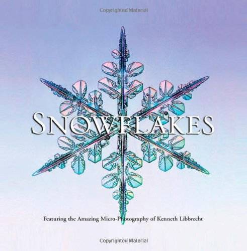 Amazon | Snowflakes | Kenneth Libbrecht | Dictionaries & Thesauri (75148)