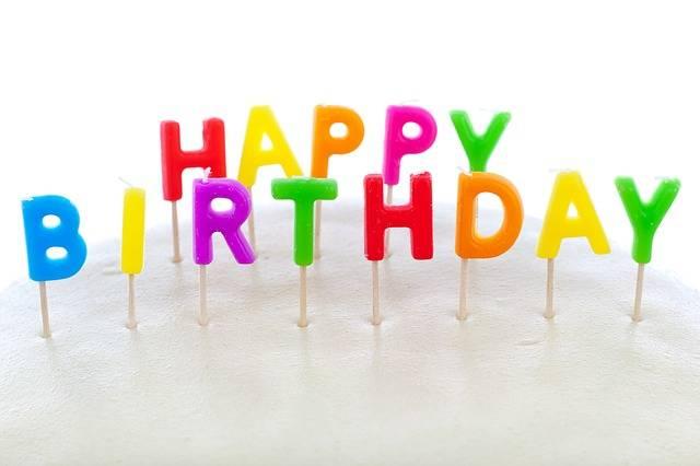 誕生 日 おめでとう 英語