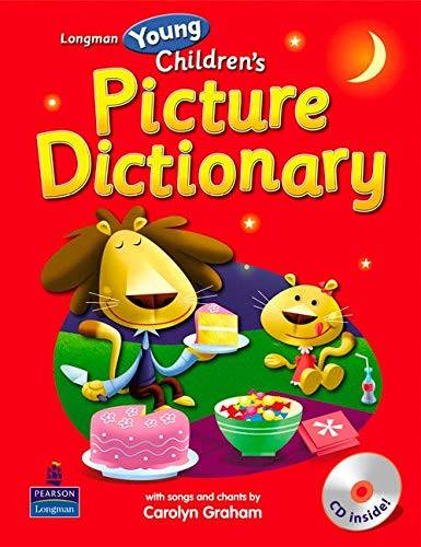 Amazon | Young Children's Picture Dictionary Student Book with CD | PRENTICE HALL | Foreign Language Dictionaries & Thesauruses (139610)