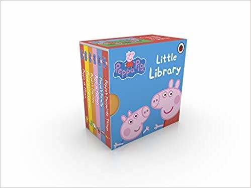 Amazon | Peppa Pig: Little Library | Peppa Pig | Pigs (147186)