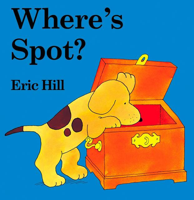 Amazon | Where's Spot? | Eric Hill | Activity Books (147193)