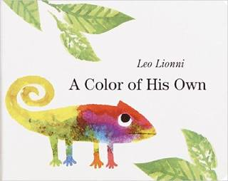 Amazon.co.jp: A Color of His Own: Leo Lionni: 洋書 (14937)
