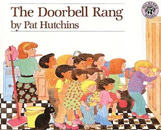 Amazon.co.jp: The Doorbell Rang: Pat Hutchins: 洋書 (19199)