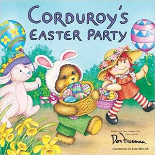 Amazon.co.jp: Corduroy's easter party: Don Freeman, Lisa McCue: 洋書 (48203)