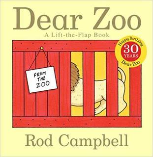 Amazon | Dear Zoo (Dear Zoo & Friends) | Rod Campbell | Activity Books (147701)
